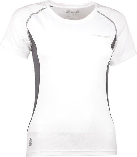 91265c8b1e6 Dámské tričko TRIMM BEE WHITE GREY BROWN - Glami.cz