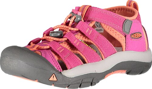 Dětské sandále KEEN NEWPORT H2 JR VERY BERRY FUSION CORAL - Glami.cz 4718768dfd