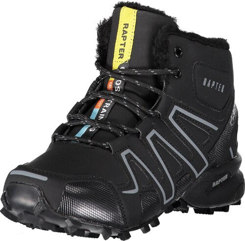 b1254b6db20 Pánské zimní boty RAPTER B872-1 BLACK - Glami.cz