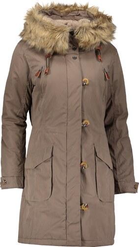 Dámský kabát KILLTEC MADOKA 27175-266 SVĚTLE HNĚDÁ - Glami.cz f2e602fb68