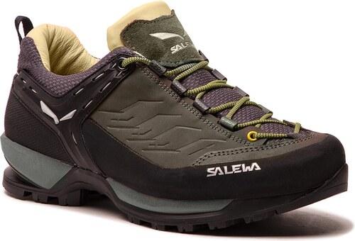 Trekingová obuv SALEWA - Mtn Trainer 63469-7509 Walnut Golden Palm ... 315df677126