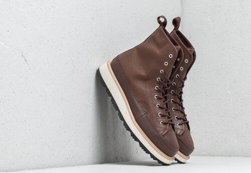 fd17dd75c8a9 Converse Chuck Taylor All Stars Crafted Boot High Chocolate/ Light Fawn/  Black