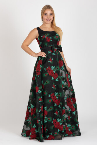 FERVENTE Spoločenské šaty Xenie f226fbf1574