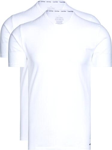 bb29bf5a5d Férfi Calvin Klein 2 db-os Alsó póló szett Fehér - Glami.hu