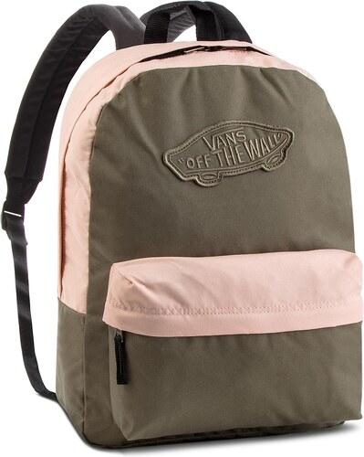 Hátizsák VANS - Realm Backpack VN0A3UI6UOT Dusty Olive Rose Cloud ... 857d5ac546