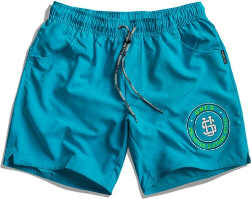 UNCS Pánské koupací šortky Sarasota BLUE SKY - Glami.cz af37f51853