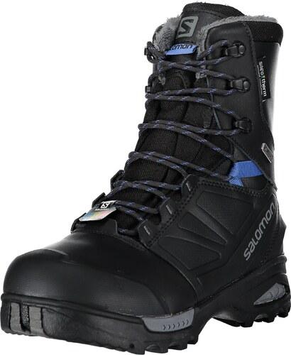 Dámské zimní boty SALOMON TOUNDRA PRO CSWP W -40°C PHANTOM BLACK ... e32cf14df8