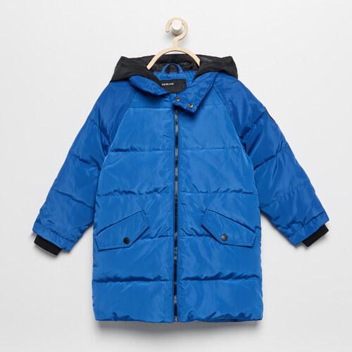Reserved - Steppelt téliesített kabát - Kék - Glami.hu 0dd199c4c0