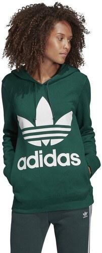 d97cd741e36a adidas Originals Trefoil CE2412 női pulóver - Glami.hu