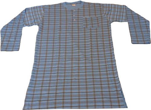 xcena Pánské noční košile světle modrá - Glami.cz f20c6e010d