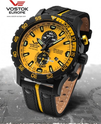 -10% Vostok - Europe EXPEDITION EVEREST UNDERGROUND multifunctional férfi  karóra YM8J 597C548 92a7e79c39