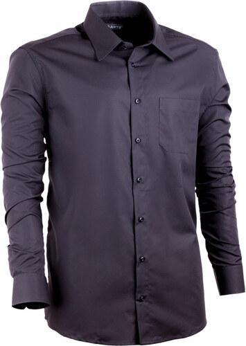 Černá pánská košile Assante rovná 30109 - Glami.cz e504da23f0