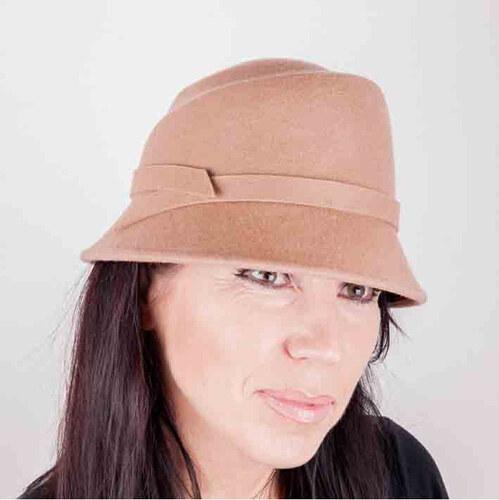 4004435bf Béžový dámský klobouk Assante 86994 - Glami.cz
