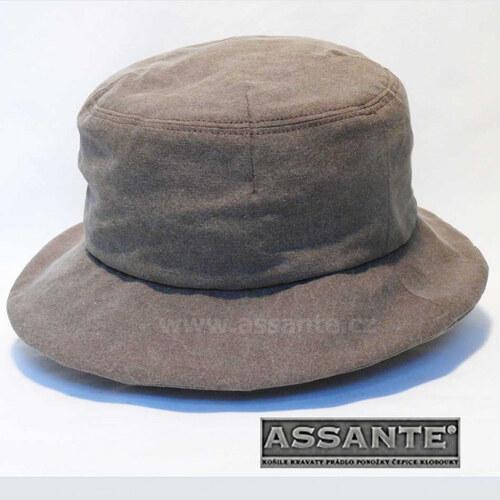 c218c5760 Biely elegantný dámsky klobúk Assante 82919 - Glami.sk
