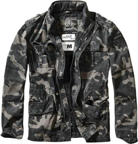 9ec8efff0c Brandit britannia kabát darkcamo - Glami.hu