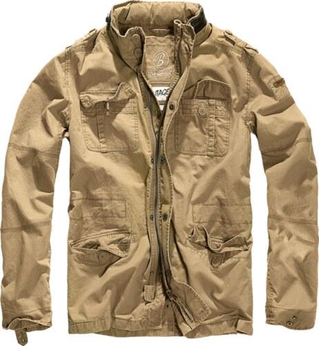 7ef922ec6d Brandit britannia kabát khaki - Glami.hu