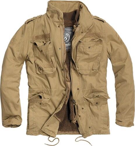 0845a6cfcc Brandit M65 Giant téli kabát, khaki - Glami.hu