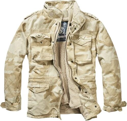 015b4249d4 Brandit M65 Giant téli kabát, sandstorm - Glami.hu