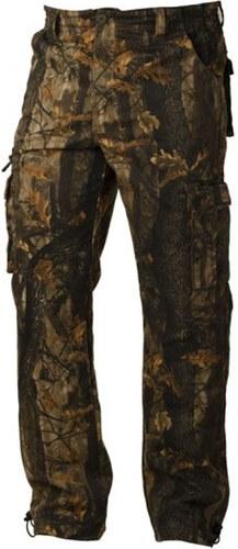 3d10d430b897 -27% Loshan DarkForrest pánske zateplené nohavice vzor Real tree tmavé