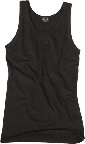 5ea2904409 Mil-Tec ujjatlan trikó Fekete, 140-145 g/m2 - Glami.hu