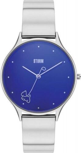 Dámské hodinky STORM K-Nine Lazer Blue 47419 LB - Glami.cz 3c86eb249a