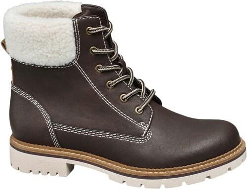 06906cd409765 Landrover Zimná obuv na šnurovanie - Glami.sk