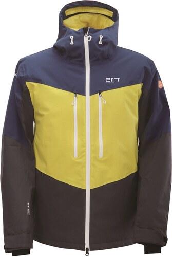 30294da8061b 2117 of Sweden Pánska lyžiarska bunda 2117 Jacket LUDVÍK žltá XL ...