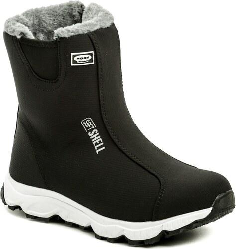 d7956557fb34b Rock Spring Arctica softshell čierno sivá dámska zimná obuv - Glami.sk