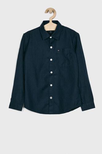 90efb0dde85b Tommy Hilfiger - Detská košeľa 128-176 cm - Glami.sk