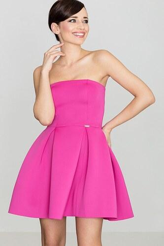 466e701875eb -17% Perfect Dámské Krátké šaty s holými rameny