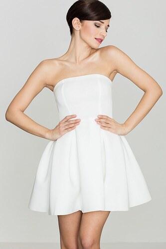 5a6a5d50361a Perfect Dámské Krátké šaty s holými rameny