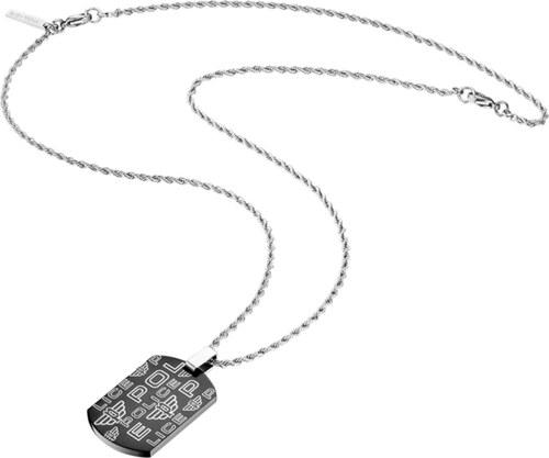 Police Pánsky náhrdelník Onley PJ26060PSB   01 - Glami.sk 31528117ed6