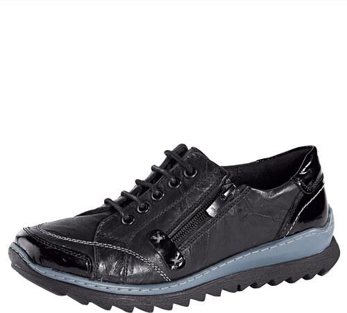 cf9dc8a06ca1 Šnurovacia obuv KLiNGEL čierna multi - Glami.sk