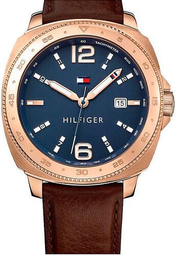 Pánske elegantné hodinky Tommy Hilfiger - Glami.sk f1fbf74f901