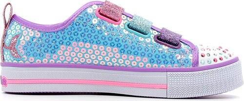 Skechers Tenisky Dětské Twinkle Toes   Twinkle Lite - Mermaid Magic Skechers c7901877f7