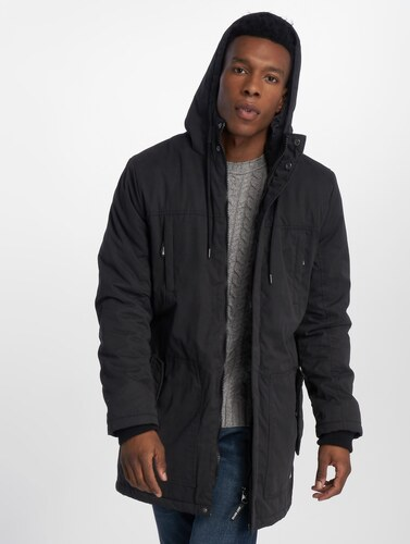 Pánská černá zimní bunda Just Rhyse Winter Jacket Granada - Glami.cz 2bcdb202223