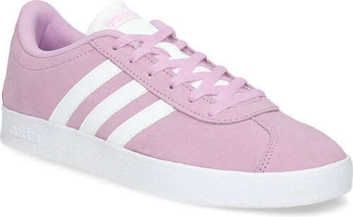 0461e9d9eac07 Adidas Detské kožené tenisky ružové - Glami.sk
