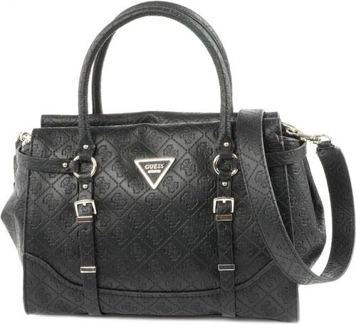 Guess dámská střední černá kabelka - Glami.cz c85126d7e1