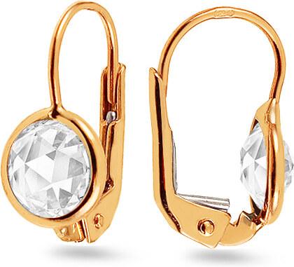 6680ba5ff iZlato Forever Zlaté náušnice so zirkónmi IZ16751 - Glami.sk