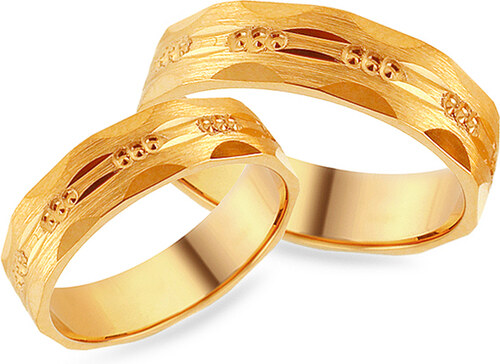 -49% iZlato Forever Zlaté zásnubné prstene s gravírom c701a261432