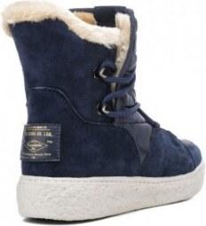 ec3bd4507543 Zimní zateplené boty Pepe Jeans Roxy Fun - Glami.cz