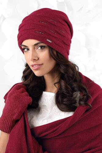 Kamea Savona női sapka piros - Glami.hu 0c491895ef