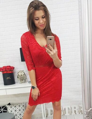 44d575259 Červené šaty - Glami.sk