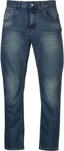 Lee Cooper Bootcut Jeans pánské Vintage Wash - Glami.cz d0b12949ee