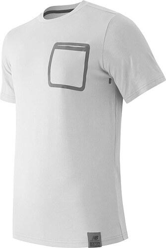 Pánske voĺnočasové tričko New Balance - Glami.sk 25c32f7f85