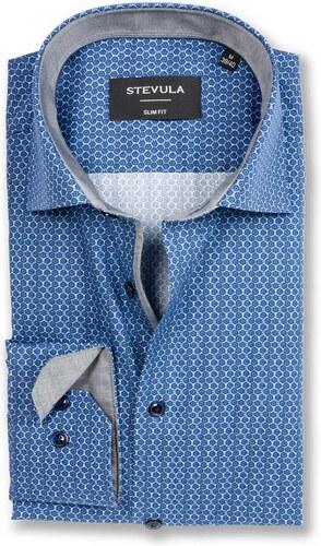 936f7e04ce32 STEVULA Vzorovaná košeľa s úpravou Non-iron