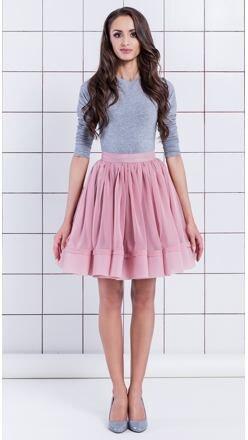 6cc340180a1 Manifiq Co. Nadýchaná tylová sukně Hibiscus