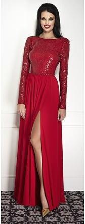 LAVIKA Společenské šaty Rubi c13f56f80e5