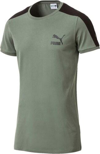 Tričko Puma T7 Archive Logo T Shirt - Glami.cz b71fc1b7dad