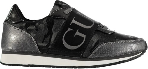 19a072bcfd Guess Sunny Gym Runners Black Camo 723446 - Glami.cz